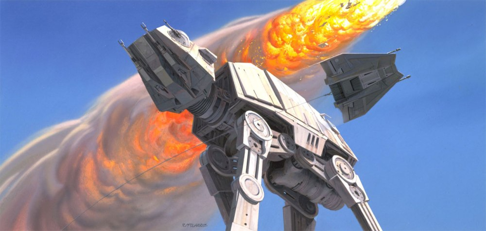 Ralph McQuarrie - Empire - 2