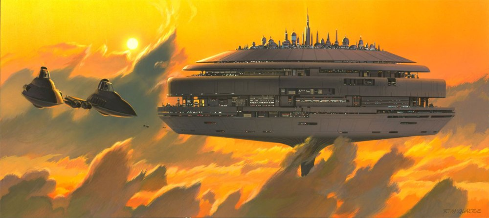 Ralph McQuarrie - Empire - 4