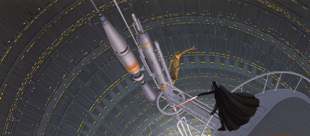 Ralph McQuarrie - Empire - 5